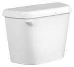 American Standard Brands 4192A154.020 Colony Insulated HET Toilet Tank, 1.28 GPF, White, 12-In.