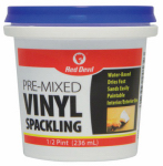Red Devil 0532 1/2-Pint Vinyl Spackling
