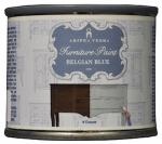 Amitha Verma BB04 4OZ Bel BLU Chalk Paint