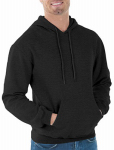 Gildan Usa 282951 MED BLK Hood Sweatshirt