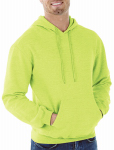 Gildan Usa G18500GRN-L LRG GRN Hood Sweatshirt