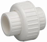 Homewerks Worldwide 511-14-112-112B Pipe Fitting, PVC Solvent Weld Slip Union, 1-1/2-In.