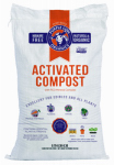 Purple Cow Organics PC ACTIVATED-1 CF Compost, Piece or PC Activated, Cu. Ft.