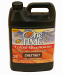 Bond Distributing 01000 Wood Preservative Stain & Sealer, Chestnut Honey Finish, 1-Gal.