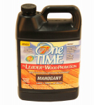 Bond Distributing 01200 Wood Preservative Stain & Sealer, Mahogany Finish, 1-Gal.