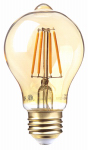 Globe Electric 73192 Vintage LED 3W (60W eq) A19 Bulb