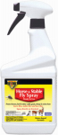 Bonide Products 46172 Revenge Horse & Stable Fly Spray, Spray Bottle, 32oz size.