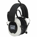 Safety Works SWX00260 Bluetooth Digital AM/FM Earmuffs