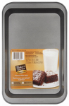 World Kitchen 1114441 Non-Stick Biscuit/Brownie Pan,  11 x 7 x 1.28-In.