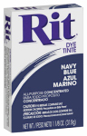 Nakoma Products 83300 Rit 1-1/8OZ Navy PowDye