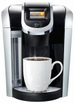 Keurig Green Mountain 119297 K475 Coffee Brewing System, 11 Brew Sizes, Black