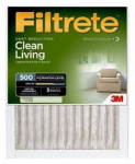 3M 524DC-6 Dust Reduction Furnace Filter, 14x30x1-In., Must Purchase in Quantities of 6