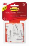 3M 17065-7ES Command Toggle Hook, White, 7-Pk.