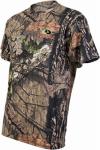 Gildan Usa 1212570 LG S/S Camo T-Shirt