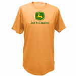 J America 13280000LP05 LG PumpkORG Men T-Shirt