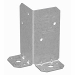 Simpson Strong Tie RPBZ Retrofit Steel Post Base
