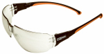Safety Works SWX00272 Spinner Safety Glasses, Adjustable, Black