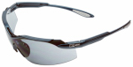 Safety Works SWX00275 Spinner Safety Glasses, Gray