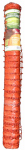 Hanes Geo Components 32309 Heavy-Duty Safety Fence, Orange, 4-Ft. x 50-Ft.
