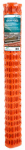 Hanes Geo Components 38314 Heavy-Duty Snow Fence, Orange, 4-Ft. x 50-Ft.