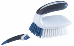 Quickie Mfg 59202 2-In-1 Scrub Brush