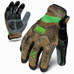 Ironclad Performance Wear EXO2-PIG-03-M Project Impact Gloves, Medium