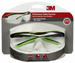 3M 47100-WZ4 Safety Glasses, Clear