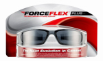 3M 92235-WZ4 Forceflex Plus Safety Glasses, Black/Gray