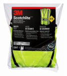 3M 94617-80030-PS Safety Vest, Yellow