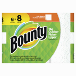 Procter & Gamble 95033 6Roll WHT 54SHT Towel
