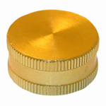 Larsen Supply 15-1763 BRS Hose Cap