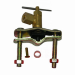 "Larsen Supply 17-0611 1/4""CMP Saddle Valve"