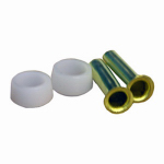 "Larsen Supply 17-0911 1/4"" Plastic Tube Sleeve"