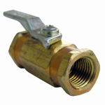 Larsen Supply 17-0913 1/4x1/4 FPT Ball Valve