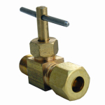 Larsen Supply 17-1311 1/4x1/4C STR Need Valve