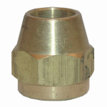 "Larsen Supply 17-4135 3/8""BRS Texas Flare Nut"