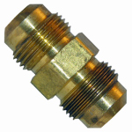 "Larsen Supply 17-4211 1/4"" Brass FL Union"