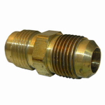 "Larsen Supply 17-4257 5/8"" Brass FL Union"