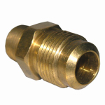 Larsen Supply 17-4855 5/8x1/2 MPT Brass Adapter