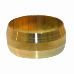 "Larsen Supply 17-6049 2PC 1/2"" Brass CMP Sleeve"