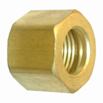 "Larsen Supply 17-6111 2PC 1/4"" Brass CMP Nut"