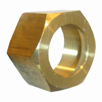"Larsen Supply 17-6157 2PC 5/8"" Brass CMP Nut"