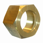 "Larsen Supply 17-6161 5/8"" Brass CMP Nut/Sleeve"