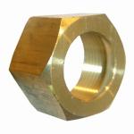"Larsen Supply 17-6161 5/8"" Brass CMP Nut/Sleeve"