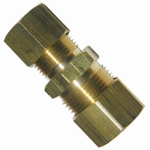 Larsen Supply 17-6255 5/8x1/2 Brass CMP Union