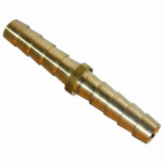 "Larsen Supply 17-7511 1/4"" Hose Barb Coupling"