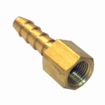 Larsen Supply 17-7601 1/8FPTx1/8 Barb Adapter