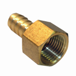 Larsen Supply 17-7651 1/2FPTx1/2 Barb Adapter