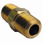 Larsen Supply 17-8601 1/8MIPxMPT Hex Nipple