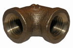 Larsen Supply 17-9005 1/4FIPx1/4FPT 90 Elbow